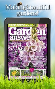 Garden Answers Magazine - náhled