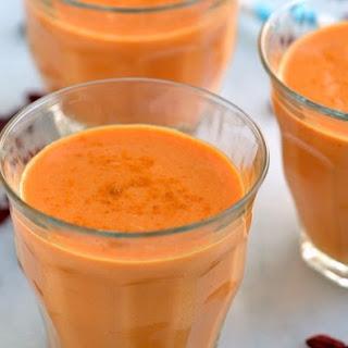 "Goji-Orange-Turmeric Smoothie (""The Immunity Booster"")."