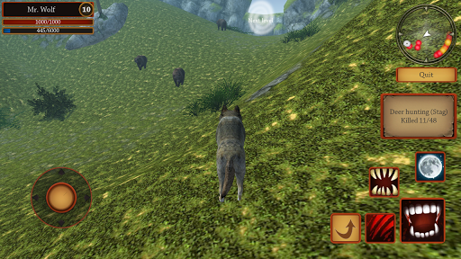 Wolf Simulator Evolution 1.0.0.9 de.gamequotes.net 4