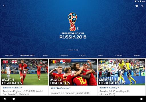 2018 FIFA World Cup Russiau2122 Official App  9