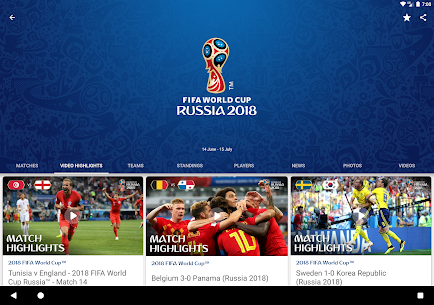 2018 FIFA World Cup Russia Official App 9