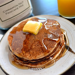 Cinnamon Nut Pancake Mix