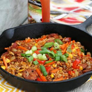 Korean BBQ Fried Rice
