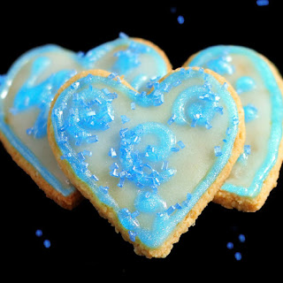 Grain Free Sugar Cookies