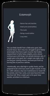 Bodybuilding Calculator - náhled