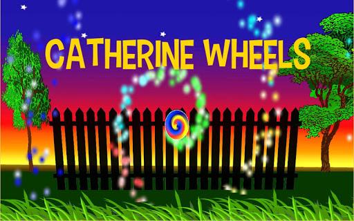 Catherine Wheels Fireworks Pro