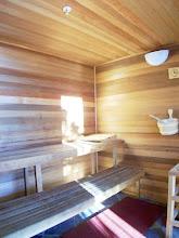 Photo: Sauna