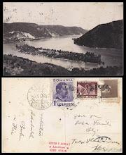 Photo: 1967 - Ada Kaleh a fost o insulă pe Dunăre, acoperită în 1970 de apele lacului de acumulare al hidrocentralei Porțile de Fier I. Insula se găsea la circa 3 km în aval de Orșova și avea o dimensiune de circa 1,7km lungime și circa 500m lățime. info. Wikipedia  sursa ilustrata, colectie Remus Jercau