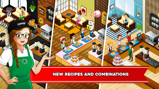 Cafe Panic: Cooking Restaurant 1.7.1 screenshots 3