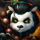 panda mestre