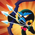 Stickman Epic Archer icon