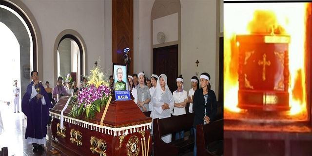Quy trình hỏa thiêu tại Việt Nam