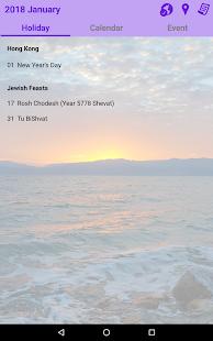 Bible Calendar - náhled