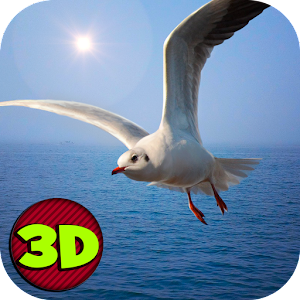 Seagull: Sea Bird Simulator 3D