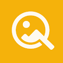 Image Source Finder: Google Reverse image search icon