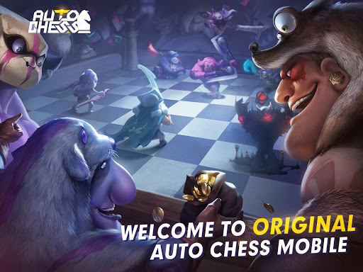 Auto Chess 0.2.0 APK MOD screenshots 1
