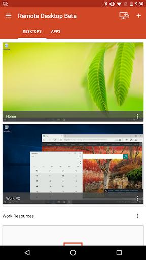 Microsoft Remote Desktop Beta 8.1.62.347 screenshots 1