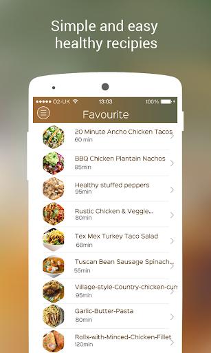 玩健康App|Chicken Delights : 100+ recipe免費|APP試玩