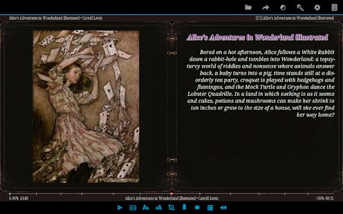 App AlReader -any text book reader APK for Windows Phone