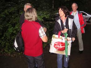 Photo: Immer bei uns dabei die aufgestellete Gönnerin Heidi Rudin von Giebenach