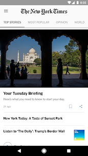 NYTimes – Latest News 1