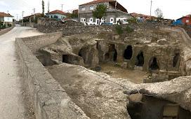 Газиемир. Подземный караван-сарай