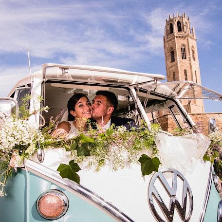 Fotógrafo de bodas Albert Font escribà (albertfontfotog). Foto del 26.10.2017