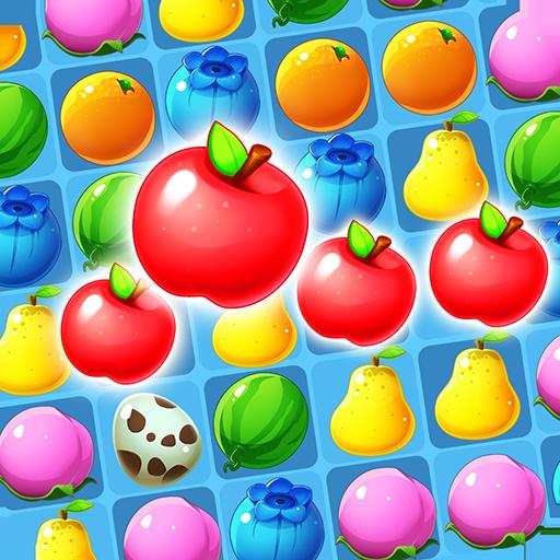 水果瘋狂粉碎 休閒 LOGO-玩APPs