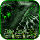 Green Zombie Revenge Theme icon
