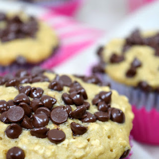 Healthier Personalized Oatmeal Muffins