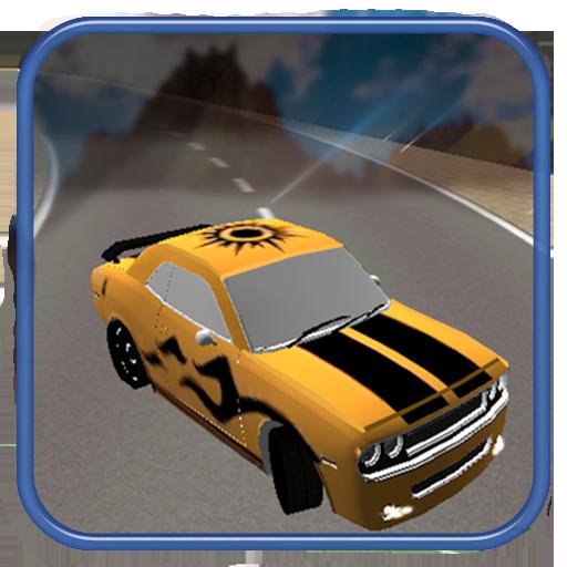 山地赛车3D 賽車遊戲 App LOGO-APP開箱王