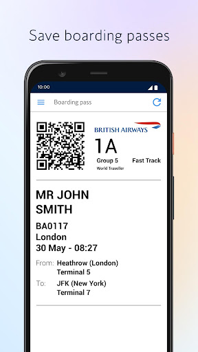 British Airways 4.42 screenshots 3