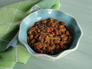 Southern Sausage Baked Beans Recipe
