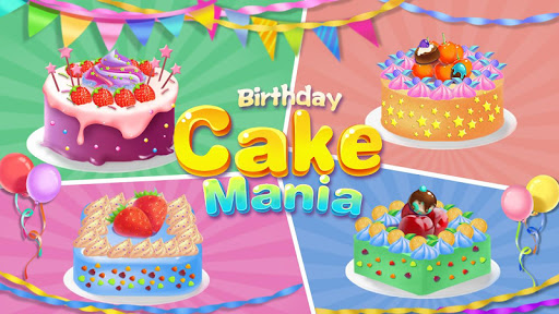 Birthday Cake Mania - Kids Cooking  gameplay | by HackJr.Pw 6