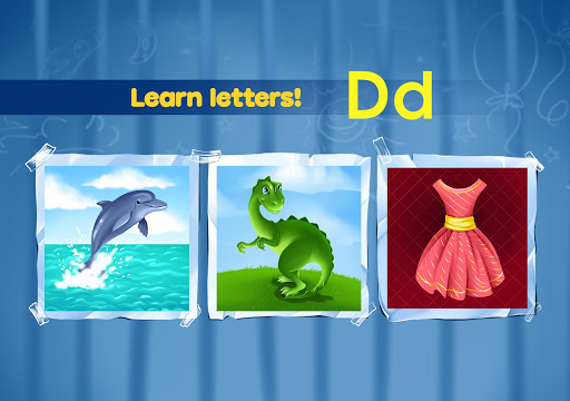 Alphabet ABC! Learning letters! ABCD games! 1.5.23 screenshots 7