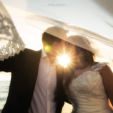 Wedding photographer Manu Galvez (manugalvez). Photo of 29.10.2017