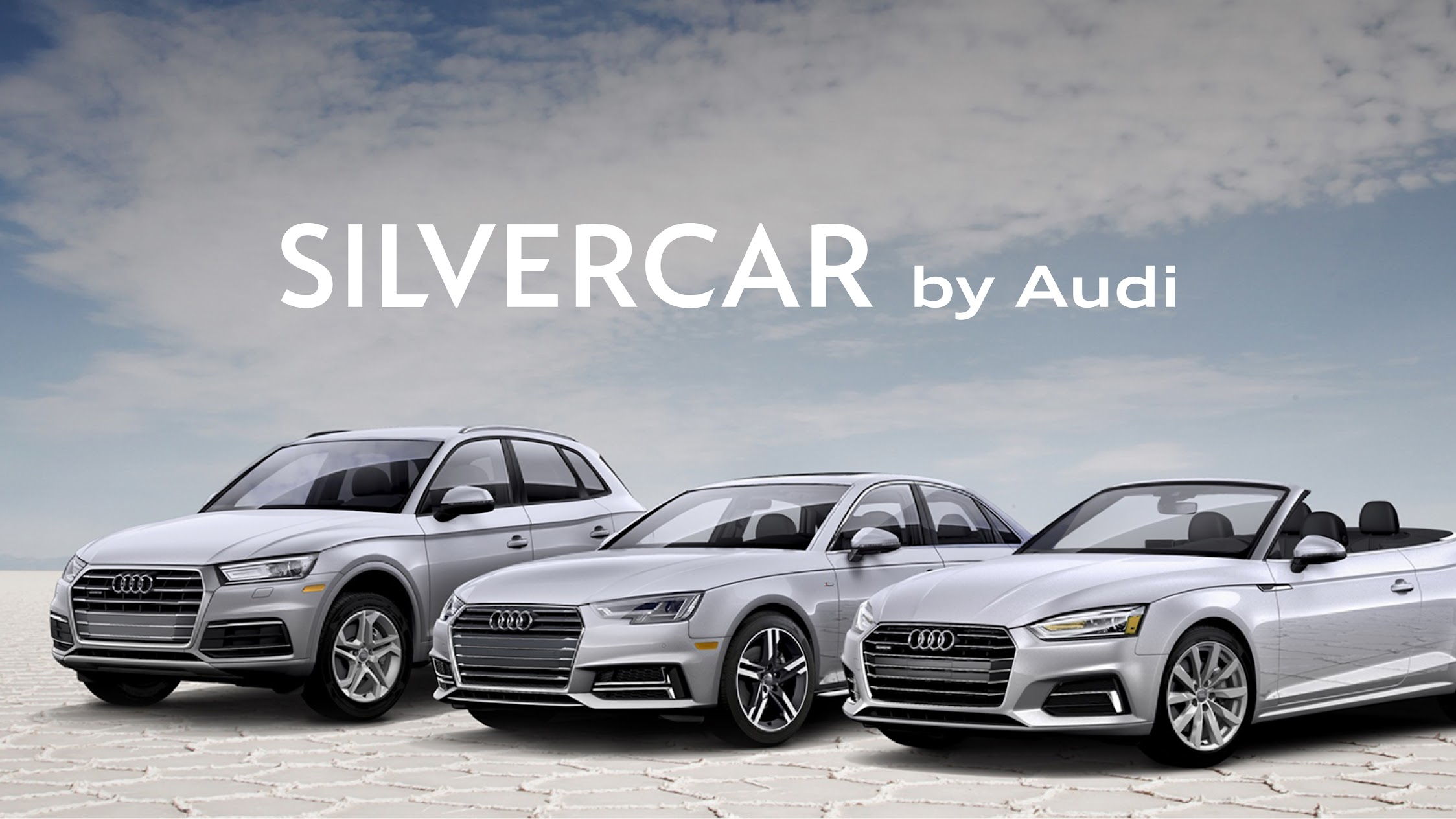 Android Apps By Silvercar On Google Play - Audi silver car