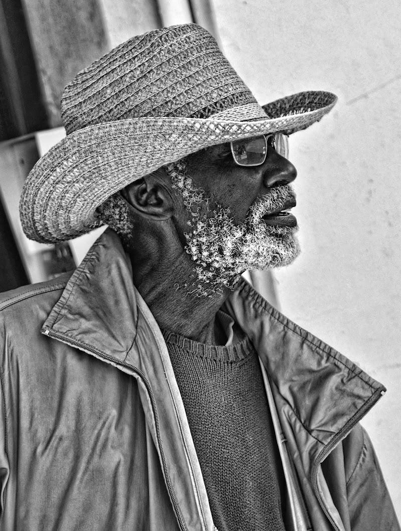 Street portrait Cubano di Giancarlo Lava
