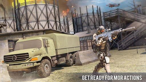 New Commando Shooter Arena: New Games 2020 filehippodl screenshot 6