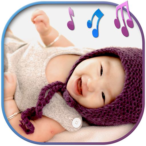 Baby laughing app