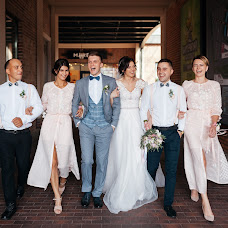 Wedding photographer Artem Kucenko (beREAL). Photo of 05.10.2018