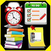 To Do List Notes Alarm Color Reminder Note Notepad