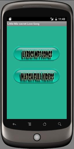 Secret Love Song 2 Little Mix Mp3 Download idea gallery