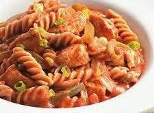 Leftover Turkey Pasta