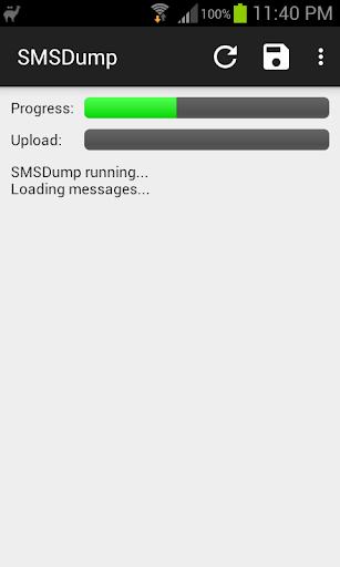 SMSDump