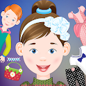Kids Dress Up & Makeover Game icon