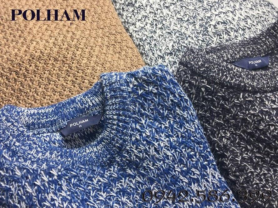 Áo len nam đẹp giá rẻ tại hà nội