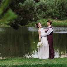 Wedding photographer Anna Zhovner (Nushkin). Photo of 11.07.2018