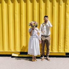 Wedding photographer Oksana Zakharchuk (youllow). Photo of 26.02.2018