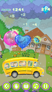 Children game Popping balloons- screenshot thumbnail